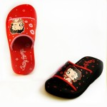 Chanclas Betty Boop Mujer